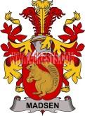 madsen-family-crest